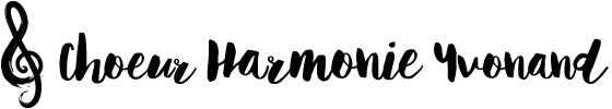 Chœur Harmonie Yvonand